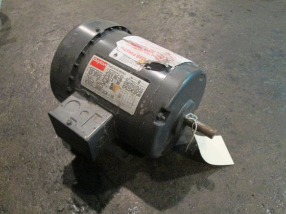 1/4 HP Dayton Electric Motor