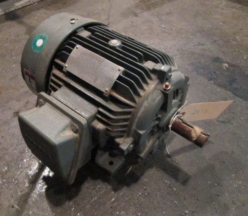 5 HP Siemens Electric Motor,