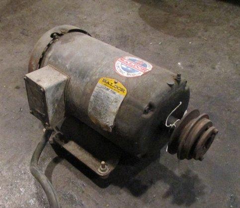 3HP Baldor Electric Motor 2875