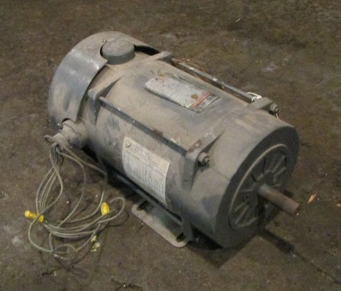 1.5 hp Baldor Electric Motor