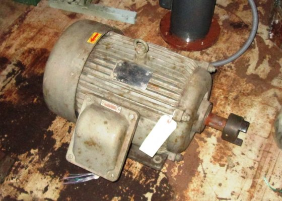 10 HP Toshiba, Explosion Proof,
