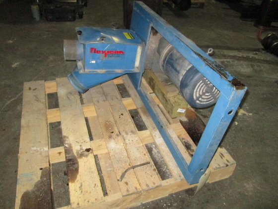 5 hp Flexicon Feeder Drive