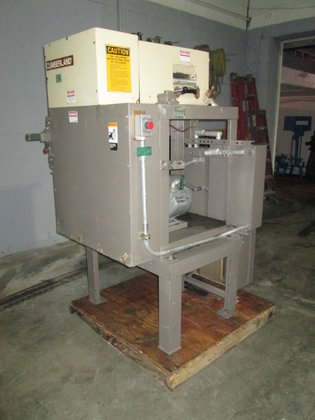 "8"" Cumberland Quitizer Pelletizer 2905"