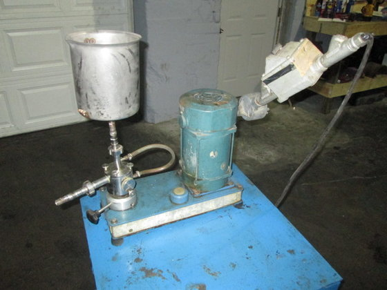 Lab Colloid Mill 2923 in