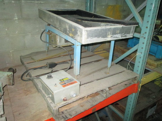 Eriez Vibratory Table 2946 in