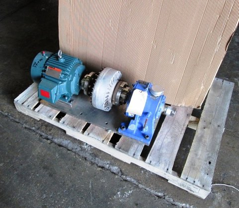 5 HP Gear Reduced Drive