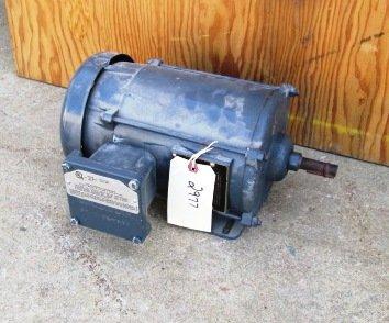 1/3 HP Baldor Electric Motor