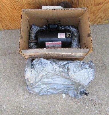 1 HP Dayton Compacitor Start
