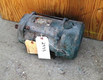 2 HP Reliance Electric Motor