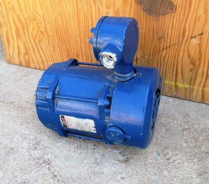 1.5 HP Reliance Electric Motor