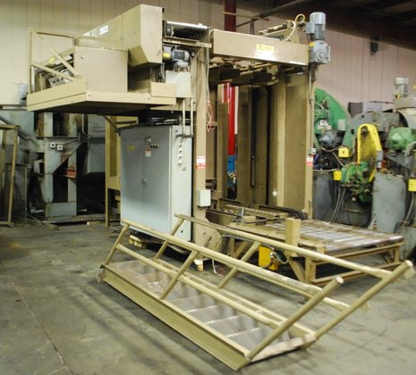 Mathews Palletizer 3083 in Painesville,