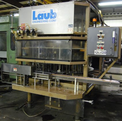 Laub 24 Station Filler 3096