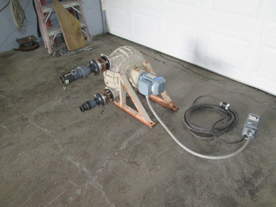Delasco Peristaltic Pump 3154 in