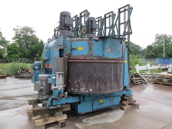 Eirich High Intensity Mixer, DEV22,