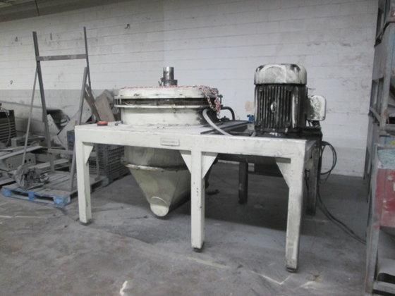 Bauermeister Gap Mill 3159 in