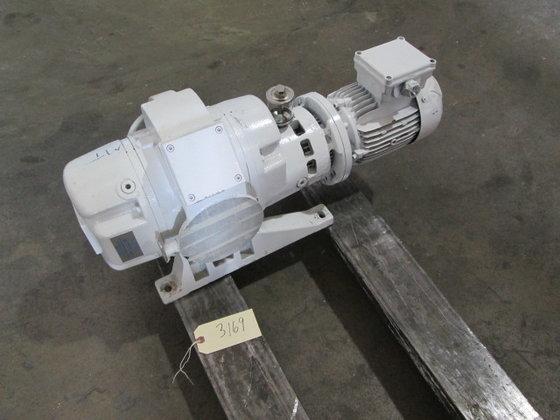 1.5 hp Ruvac Leybold Vacuum