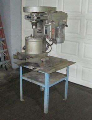 1 gallon Union Process Attritor