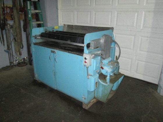 Jar Roller Mill 3195 in