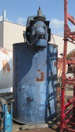 500 gallon Dual Shaft Disperser