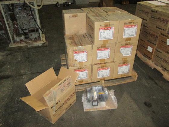 1 hp Baldor Motor 3212