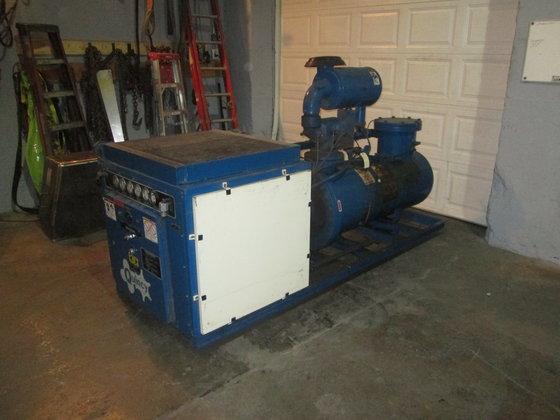 75 hp Quincy Air Compressor.