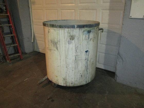 250 gallon used Mix Tank