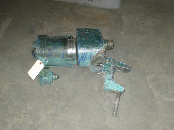 1/2 hp Lightnin Agitator Drive
