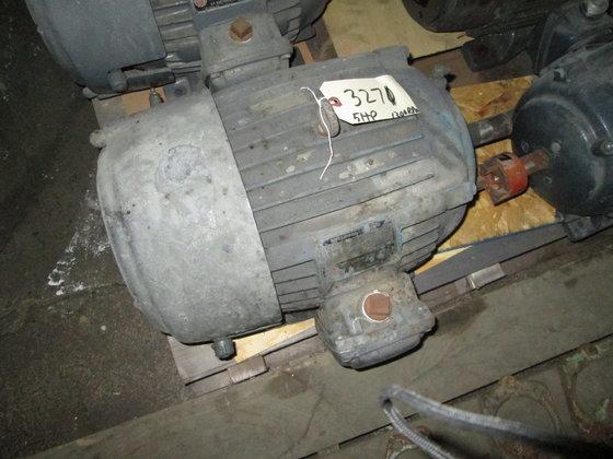 5 hp US Motors Electrical