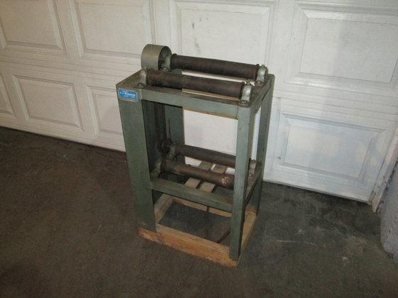 US Stoneware Jar Roller Mill