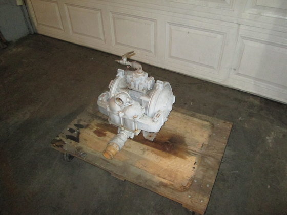 "1.5"" Sandpiper Double Diaphragm Pump"