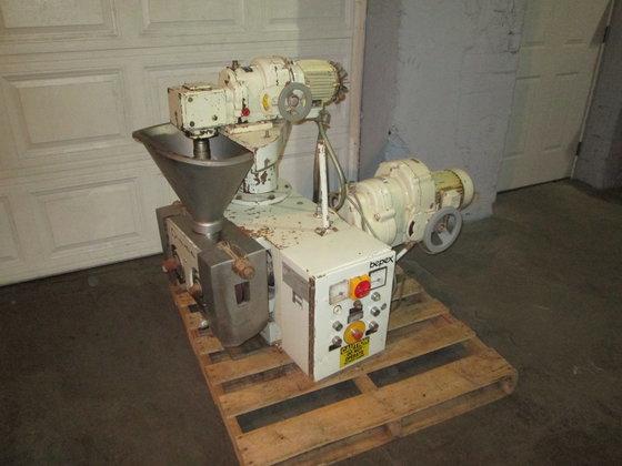 Bepex Roll Compactor. Briquetter 3286
