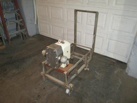 APV Gear Pump 3287 in
