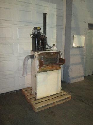 Hydraulic Bag Compactor. 3298 in