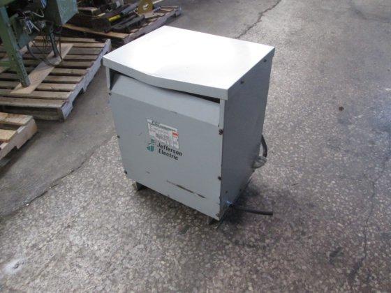 30 KVA Jefferson Electric Transformer