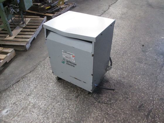 30 KVA Jefferson Electric Transformer