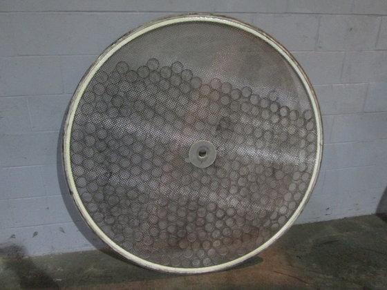 "60"" diameter Sweco Screen 3329"