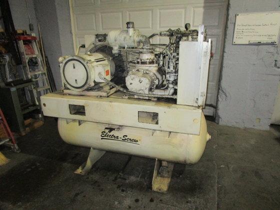 30hp Gardner Denver Air Compressor,