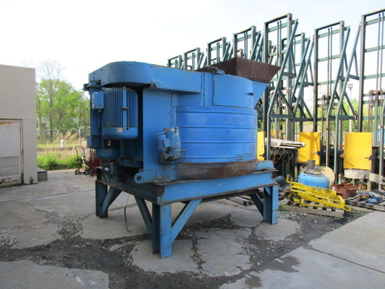 used Eirich Mixer 3365 in