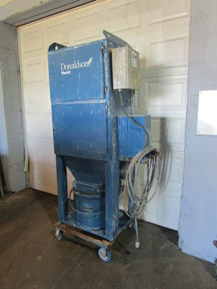 used Torit Donaldson Dust Collector
