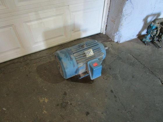 used 20 hp Marathon Electric