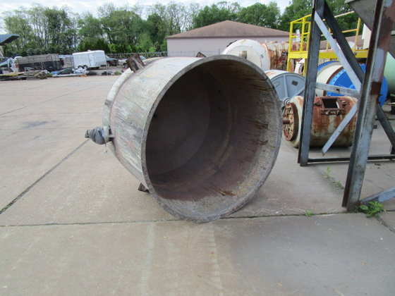 used 500 gallon Stainless Steel