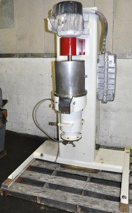 used Epworth Vertical Sandmill 3390