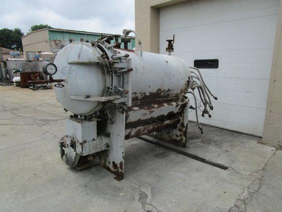 Sparkler HRC-50 Filter, horiz. tank,