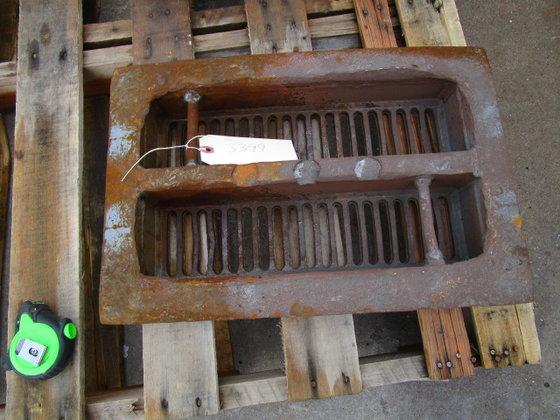 used Ball Mill Discharge Door