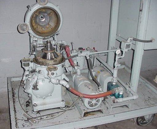 Alfa Laval Centrifuge 916 in