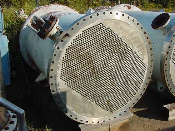 Atlas Industrial Mfg. Heat Exchanger