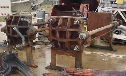 Sperry Filter Press 849 in