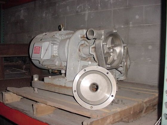 Fristam Sanitary Stainless Steel Pumps
