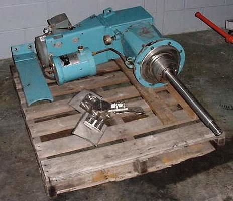1.5 hp Chemineer Agitator Drive
