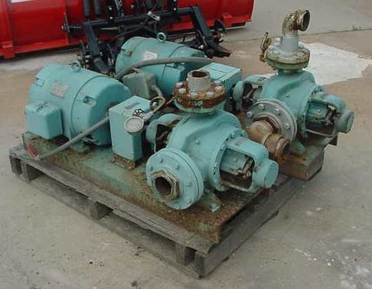 Roth Turbine Pumps 1344 in